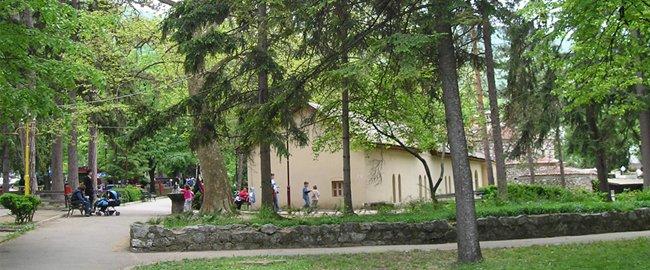 Centralni banjski park Sokobanja
